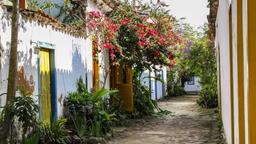 Paraty hotels near Paraty Beach