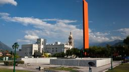 Monterrey hotels near Macroplaza