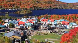 Mont-Tremblant hotels near Golf Le Geant