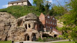 Nottingham hotels near City of Caves
