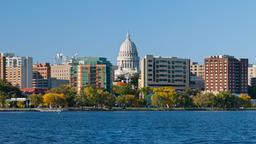 Find cheap flights from Auckland to Madison