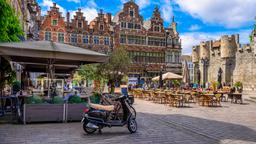 Ghent hotels near Ghent University
