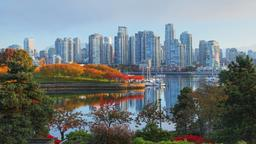 Find cheap flights from Christchurch to Vancouver