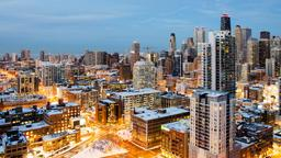 Chicago hotels near Symphony Center