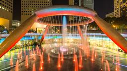 Singapore hotels near Fountain of Wealth