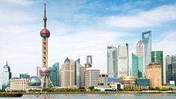 Find cheap flights from Tauranga to Shanghai