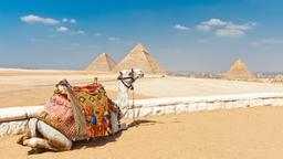 Find cheap flights from Hamilton to Cairo
