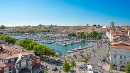 La Rochelle hotels near Parc Charruyer