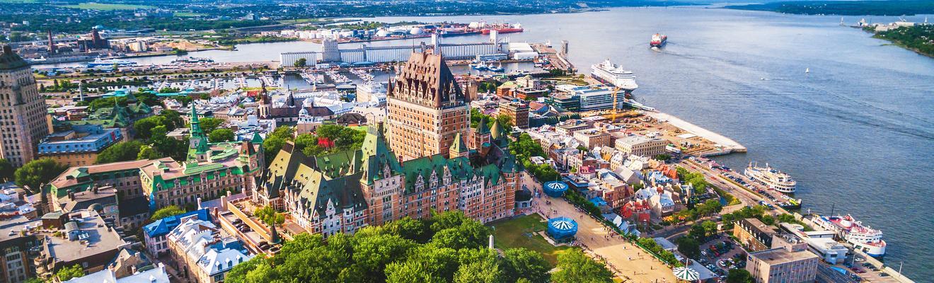 Québec City Hotels Near Quebec Cruise Terminal