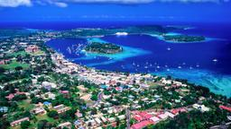 Find cheap flights to Port Vila