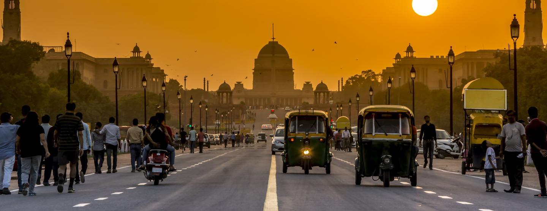 New Delhi Car Hire