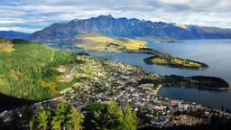 Find cheap flights from Canberra to Queenstown