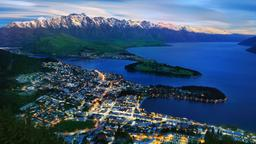 Find cheap flights from Glasgow Airport to Queenstown