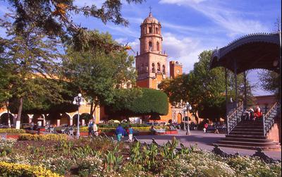 Santiago de Querétaro hotels