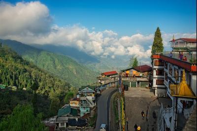 Darjeeling hotels
