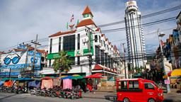 Patong hotels near Paradise Complex