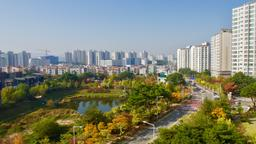 Find cheap flights from Auckland to Cheongju