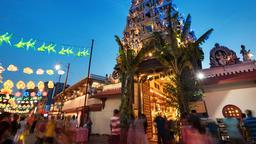 Singapore hotels near Sri Mariamman Temple