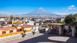 Arequipa hotels near Society of Jesus Architectural Complex