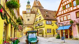 Rothenburg ob der Tauber hotels
