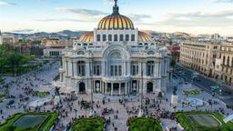 Mexico City hotels near Plaza de Santo Domingo
