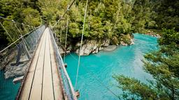 Find cheap flights from Paris to Hokitika
