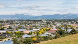 Find cheap flights from Asia to Blenheim