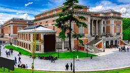 Madrid hotels near Museo del Prado