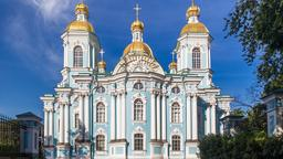 Saint Petersburg hotels near St. Nicholas' Naval Cathedral