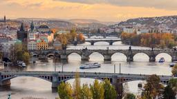 Find cheap flights from Auckland to Prague