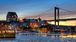 Gothenburg hotels near Scandinavium