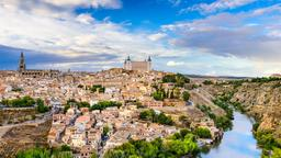 Toledo hotels near Hospital de Tavera