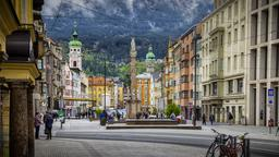 Innsbruck hotels near Messe Innsbruck
