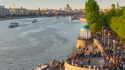 Find cheap flights to Russia