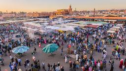 Marrakesh hotels near Bab Doukkala Mosque