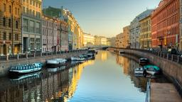 Saint Petersburg car rentals