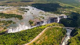 Find cheap flights to Zimbabwe
