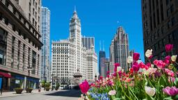 Hotels near Chicago Blackhawks Vs. Pittsburgh Penguins