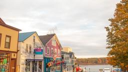 Bar Harbor hotel directory