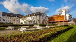 Bad Salzuflen hotels near Museum of the City and Baths