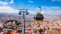 Hotels near El Alto Intl airport
