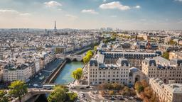 Paris hotels near Paradis Latin