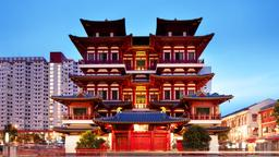Singapore hotels near Buddha Tooth Relic Temple and Museum