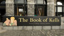 Dublin hotels near Trinity College Library