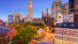 Boston hotels near Faneuil Hall