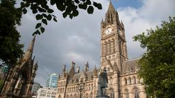 Manchester hotels near Albert Square
