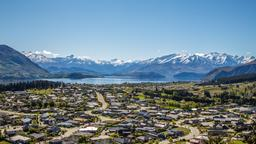 Find cheap flights from Rome to New Zealand