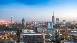 Nairobi hotels near Teleposta Towers