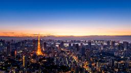 Find cheap flights from Wellington to Tokyo Haneda