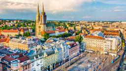 Zagreb hotels near Archaeological Museum in Zagreb